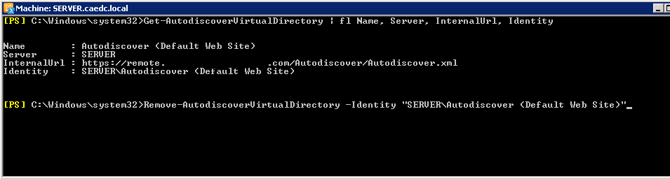 Virtual Directory for Exchange 2010